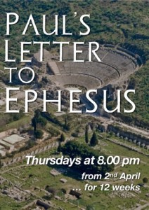 Poster for Ephesians 300