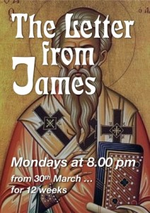 Poster for James 300