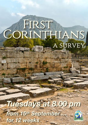 Poster for 1st Corinthians 300