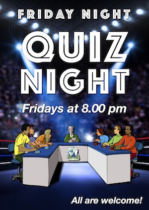 Poster for Quiz night 2 ext 300